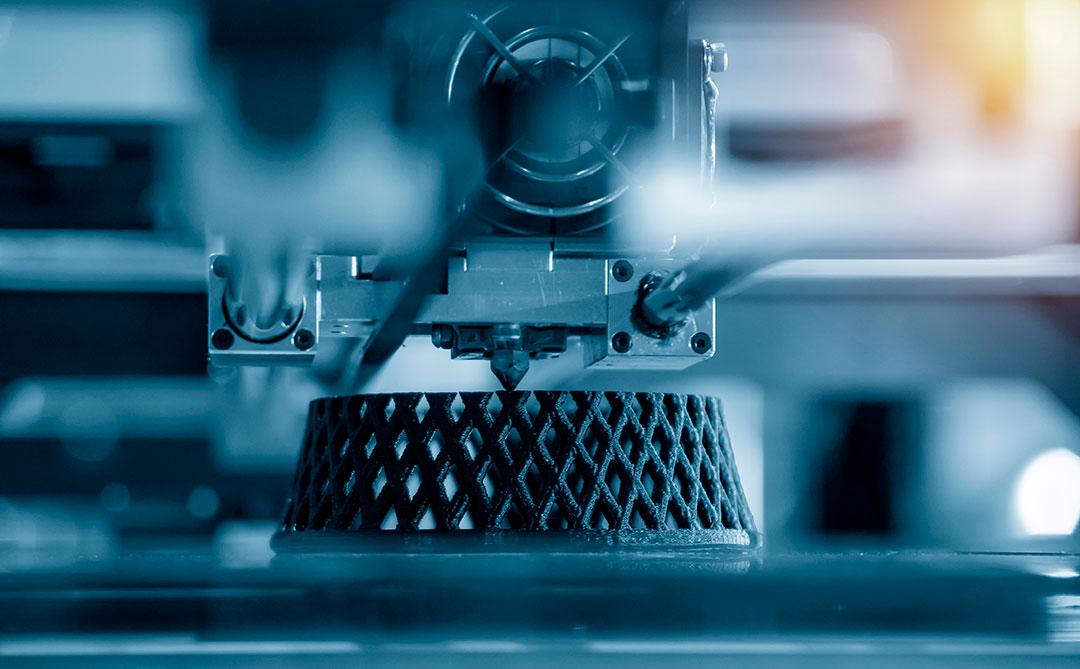 Parceria entre Ford e HP transforma resíduos 3D em peças de automóveis